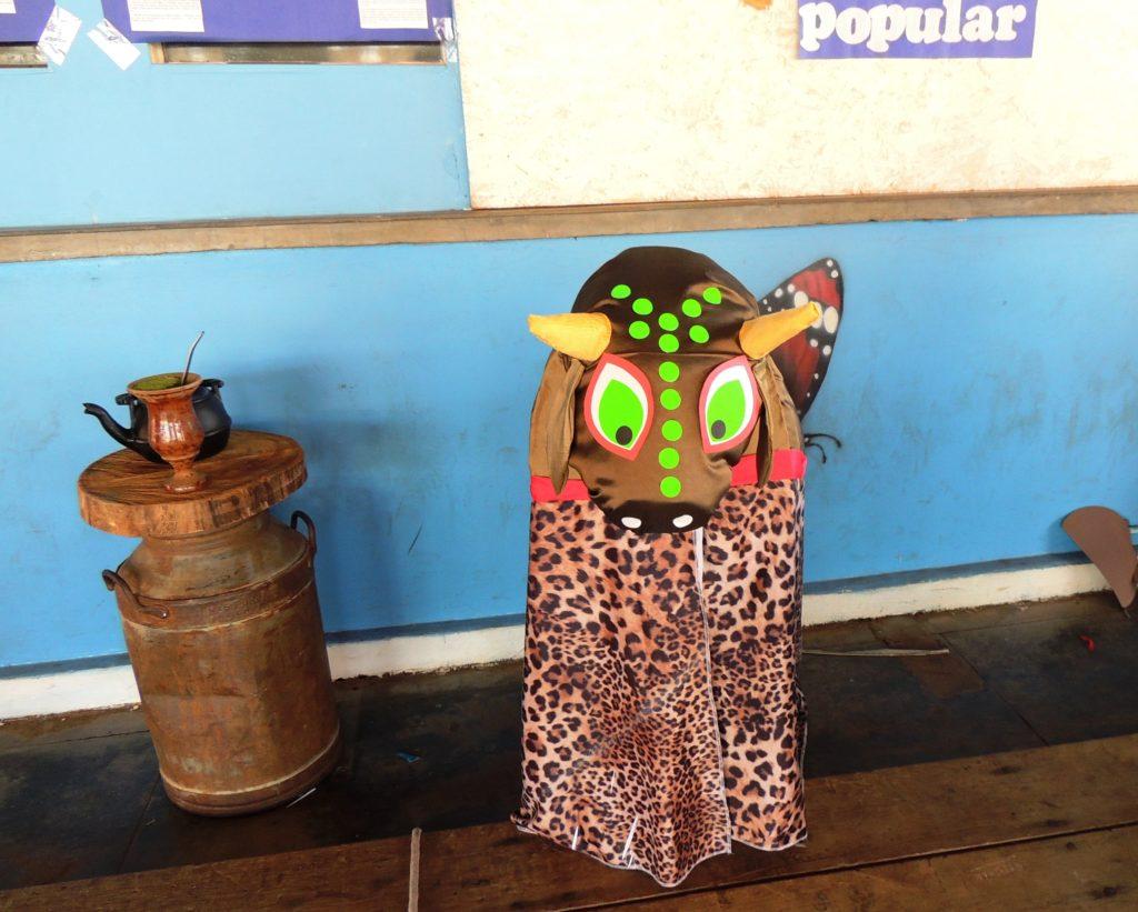 ADOTE ESSA IDEIA: Em comemoração ao folclore, Escola Estadual Afonso Pena realiza ação multidisciplinar com alunos 13