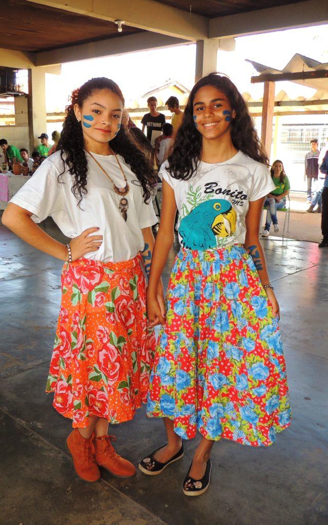 ADOTE ESSA IDEIA: Em comemoração ao folclore, Escola Estadual Afonso Pena realiza ação multidisciplinar com alunos 12