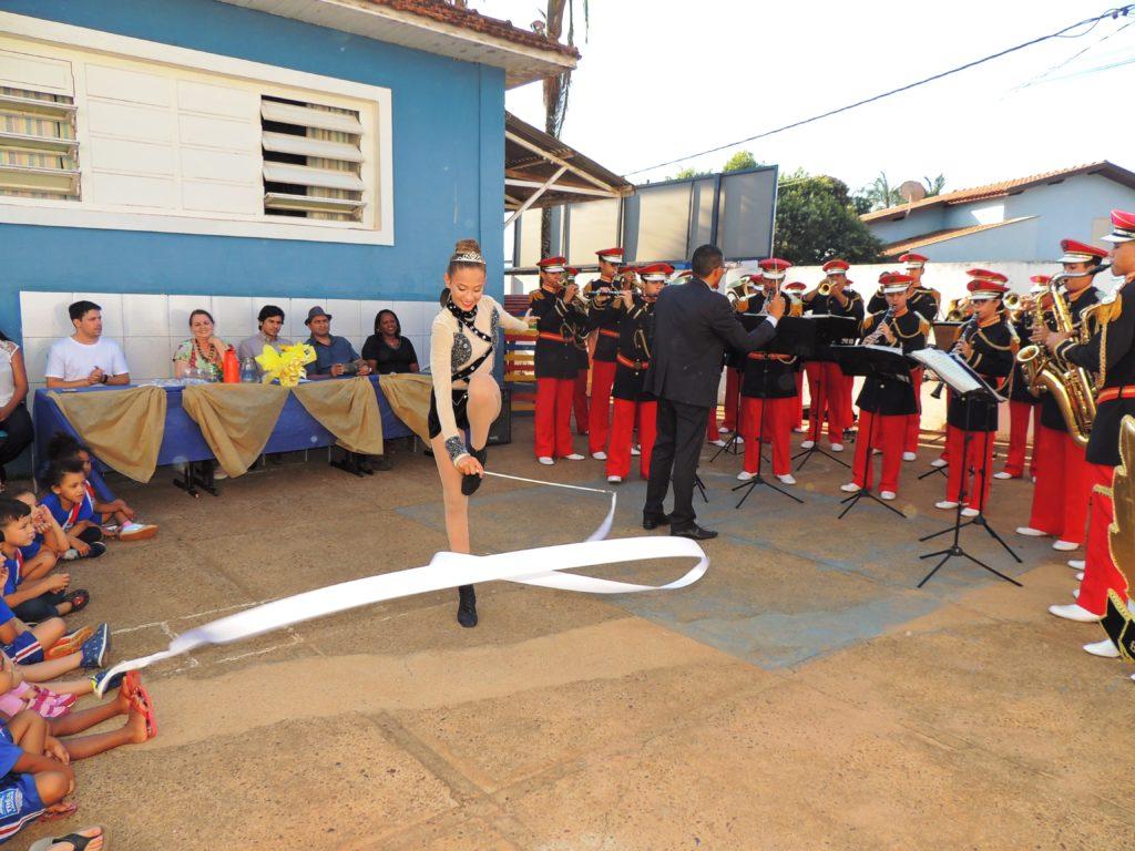 CEI Santa Luzia realiza projeto de musicalização na Educação Infantil 7