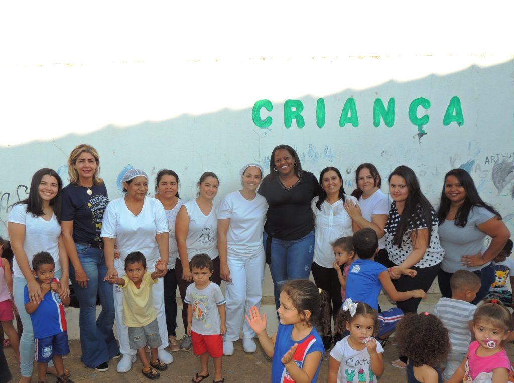 CEI Santa Luzia realiza projeto de musicalização na Educação Infantil 9