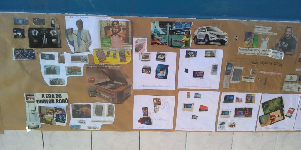 ADOTE ESSA IDEIA: Escola Municipal Julio Fernandes Colino realiza projeto sobre tecnologia 18