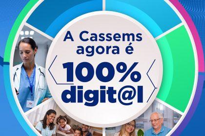 Virada tecnológica: Cassems lança plataforma para acompanhamento de guias médicas e exames pelos beneficiários 1