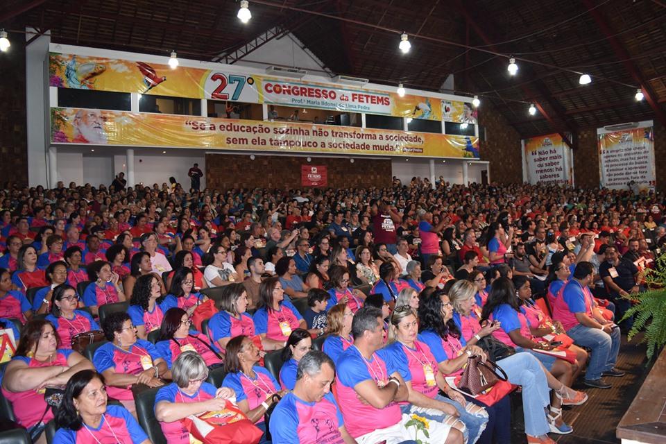 Três Lagoas irá sediar o próximo Congresso da Educação em 2022 12