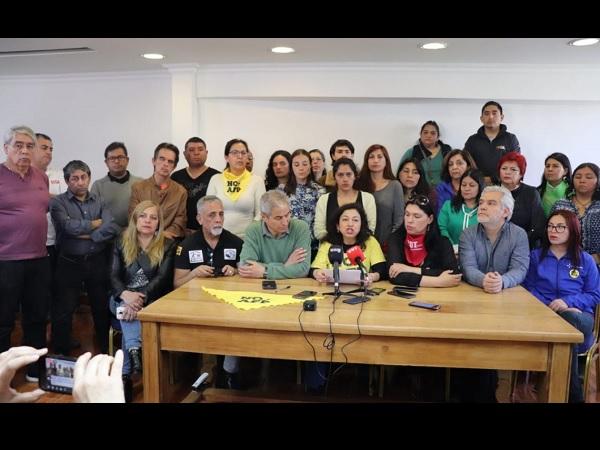 Organizações sindicais chilenas apelam ao governo para restaurar instituições democráticas 9