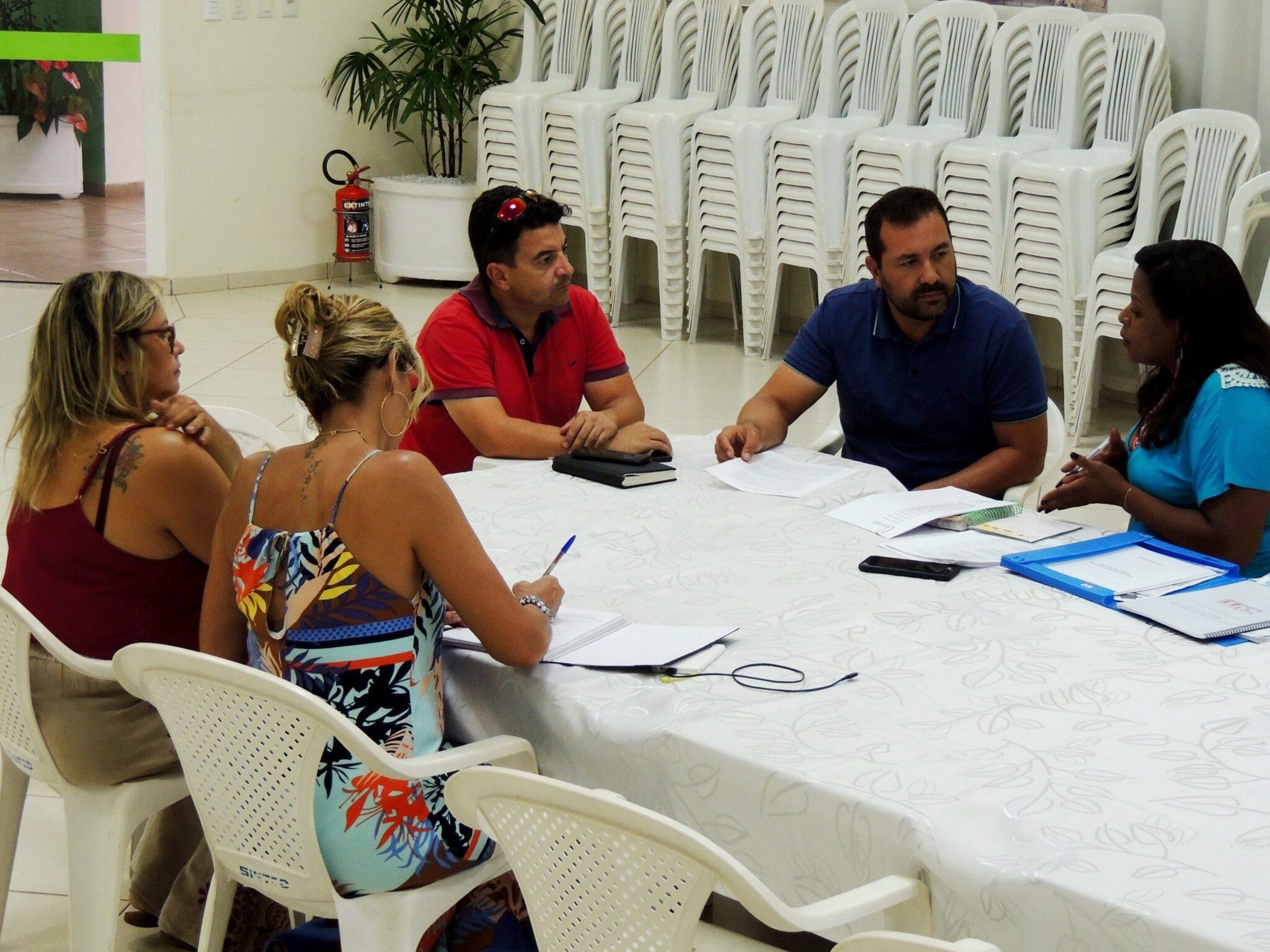 Novo Fundeb: SINTED realiza reunião com o vereador Marcus Bazé para falar sobre a PEC 15/2015 14