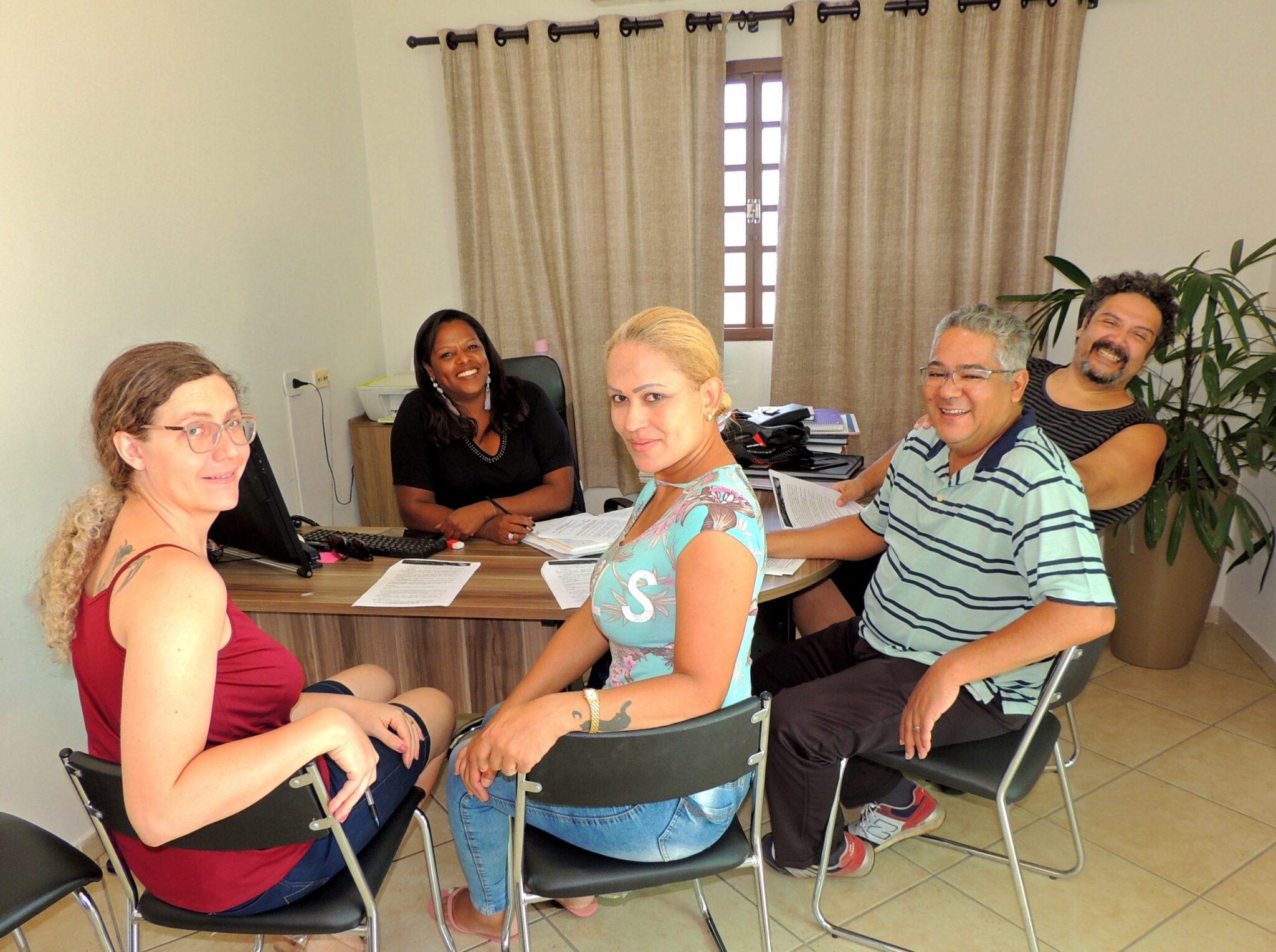 Novo Comitê Sindical e Popular LGBTQIA+ faz planejamentos para a 2ª Jornada LGBTQIA+ de Três Lagoas 5