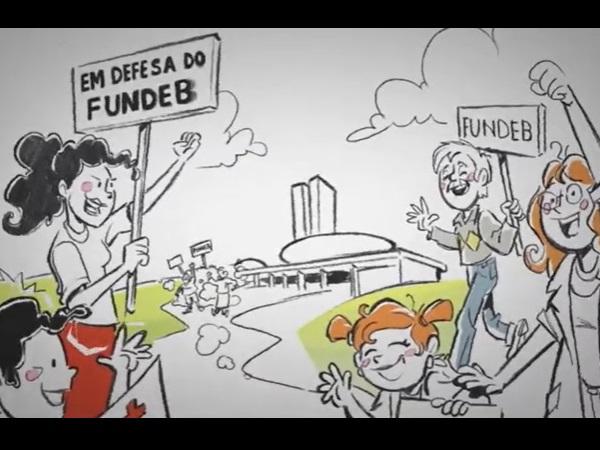 Vídeo explica a importância do novo Fundeb permanente e com mais recursos da União 9