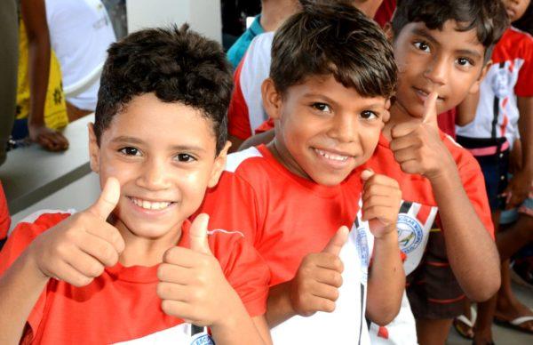 Governo do Maranhão cria a 1ª escola pública bilíngue do Brasil 8