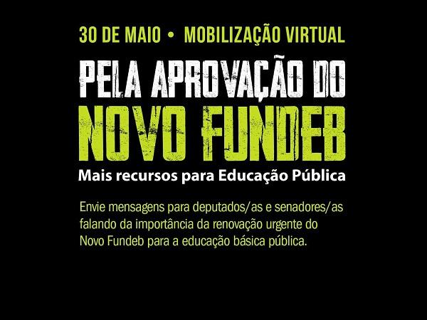 CNTE prepara campanha de sensibilização para que parlamentares votem o Fundeb 5