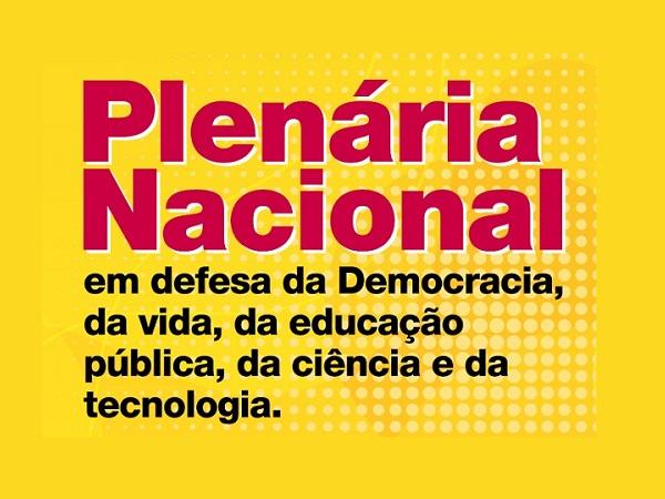 FNPE promove a Plenária Nacional em defesa da democracia, da vida, da educação pública, da ciência e da tecnologia 9