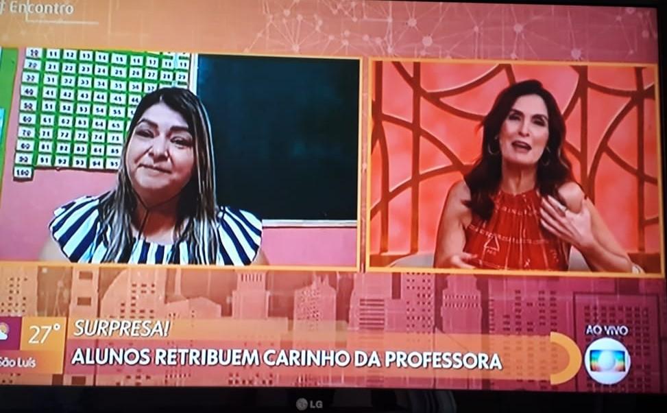 PROFESSORA DE TRÊS LAGOAS PARTICIPA DO ENCONTRO COM FÁTIMA BERNARDES 6