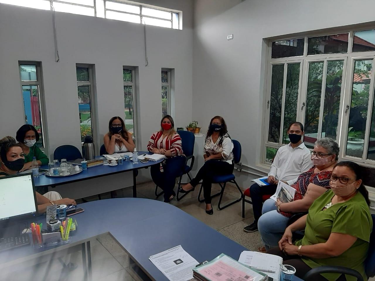 SINTED REALIZA REUNIÃO COM A SEMEC SOBRE A NORMATIVA 003, SÁBADOS LETIVOS, BUSCA ATIVA E OUTROS ASSUNTOS 7