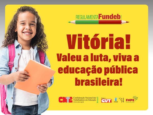 FUNDEB para a escola pública! 6