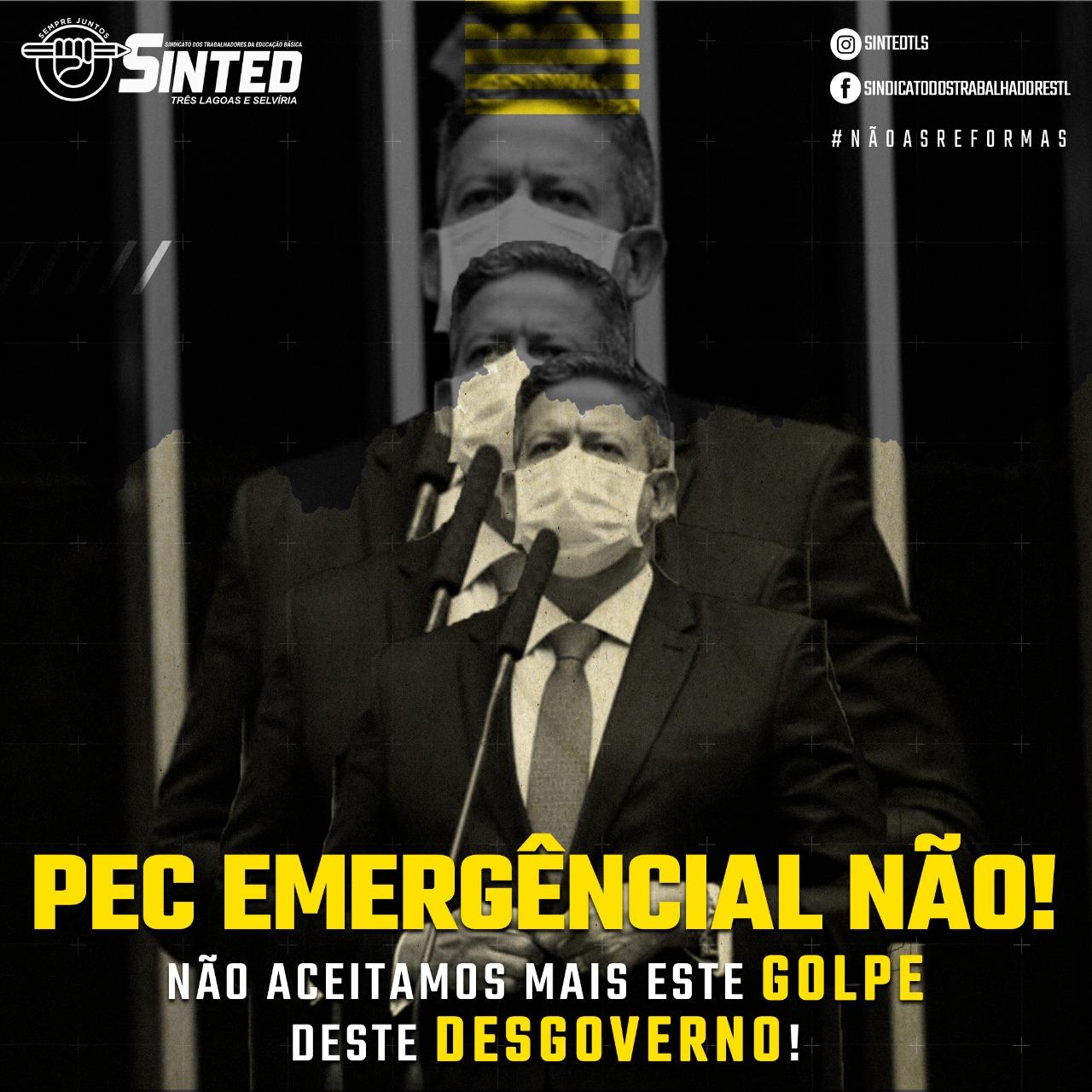 AUXÍLIO SIM DESMONTE NÃO 10