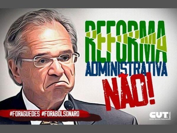 Reforma Administrativa privatiza o serviço público e abre espaço para corrupção 10