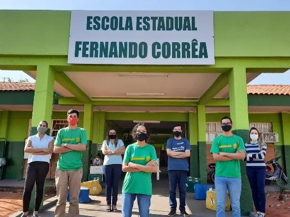 ALUNOS DA EE FERNANDO CORRÊA SÃO CLASSIFICADOS NA OLIMPÍADA BRASILEIRA DE ASTRONOMIA E ASTRONÁUTICA (OBA) 39