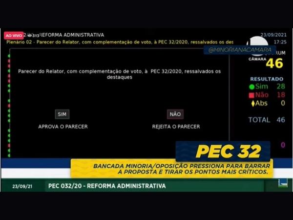Comissão especial da Câmara aprova desmonte dos serviços públicos 1