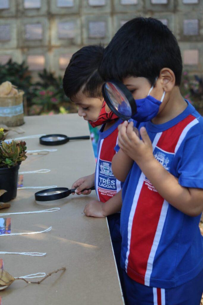 CEI Olga Salati Marcondes realiza Semana da Criança com muito aprendizado, diversão e contato com a natureza 7