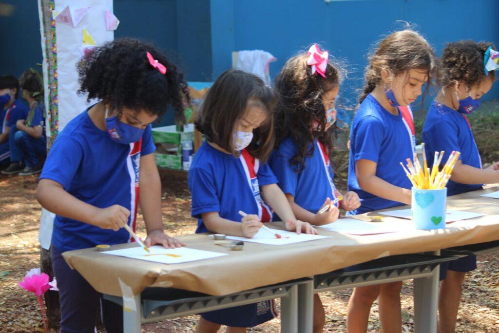 CEI Olga Salati Marcondes realiza Semana da Criança com muito aprendizado, diversão e contato com a natureza 6