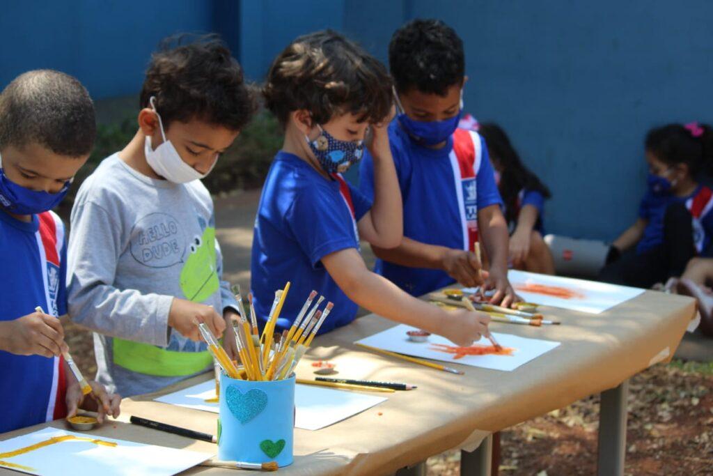 CEI Olga Salati Marcondes realiza Semana da Criança com muito aprendizado, diversão e contato com a natureza 5