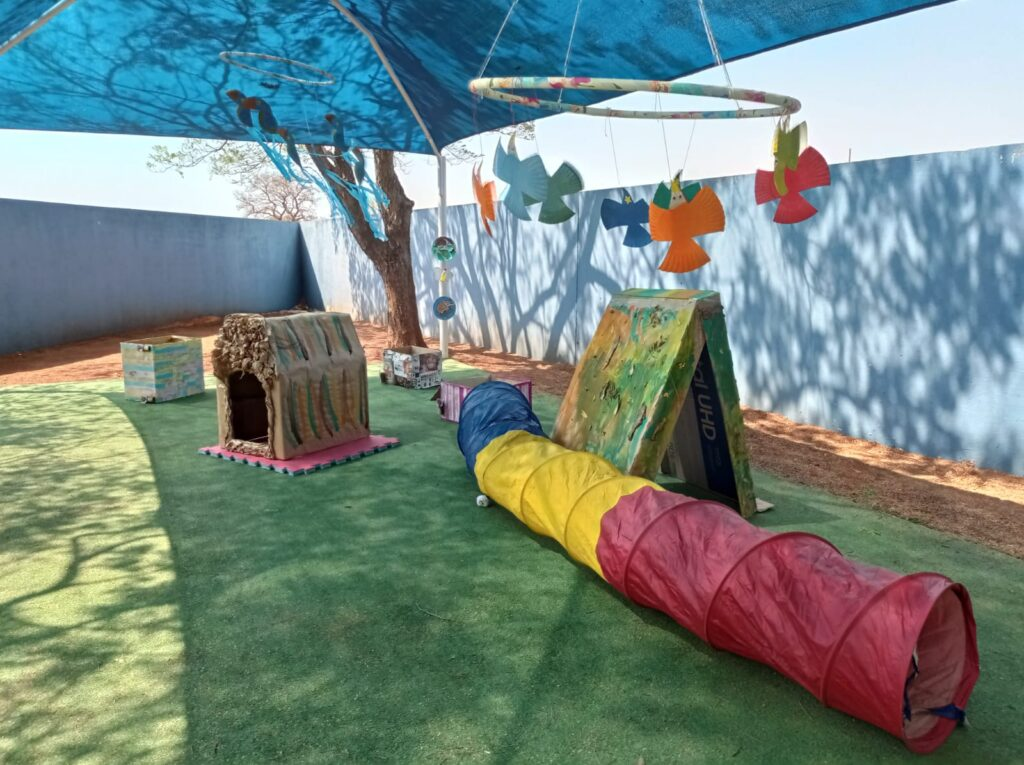 CEI Olga Salati Marcondes realiza Semana da Criança com muito aprendizado, diversão e contato com a natureza 12