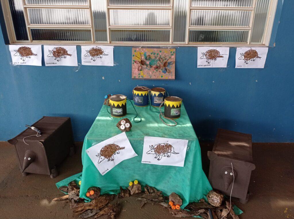 CEI Olga Salati Marcondes realiza Semana da Criança com muito aprendizado, diversão e contato com a natureza 14