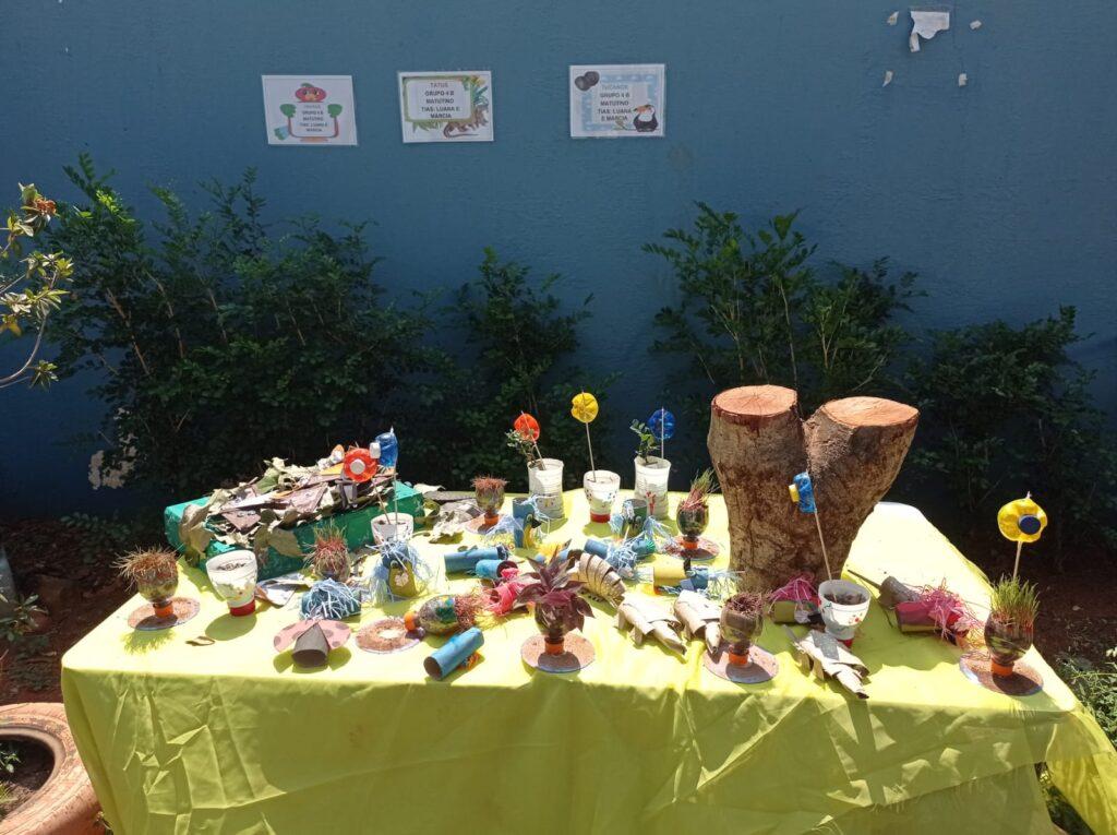 CEI Olga Salati Marcondes realiza Semana da Criança com muito aprendizado, diversão e contato com a natureza 15